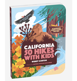 Workman Publishing California: 50 Hikes for Kids