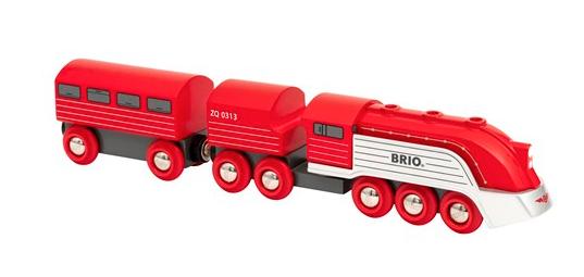 Brio Streamline Train