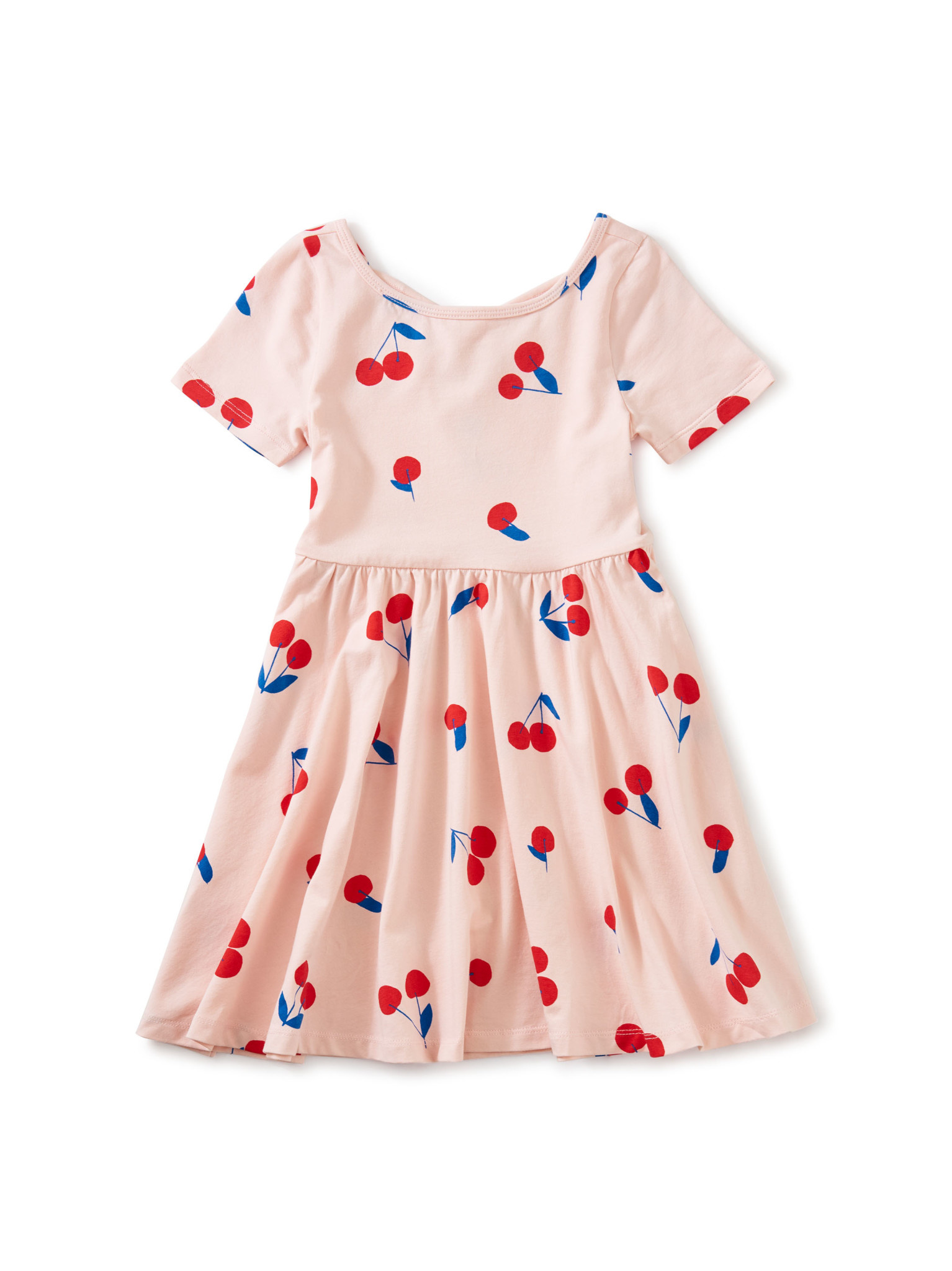 Tea Collection Ballet Dress - Ginja Cherry