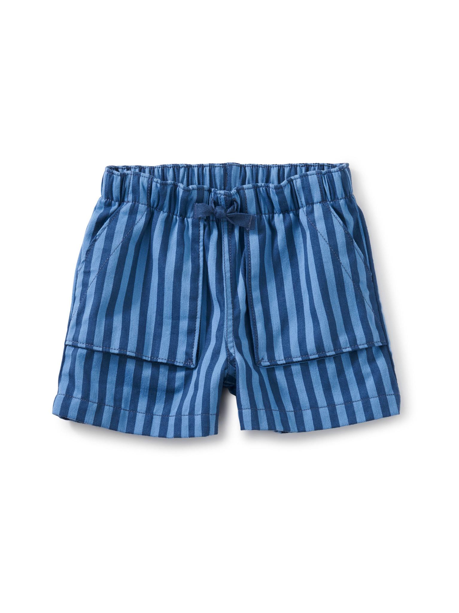 Tea Collection Camp Shorts - Cobalt