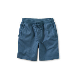 Tea Collection Make Tracks Shorts- Indian Teal