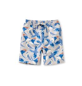 Tea Collection Swim Trunk - Blue Birds