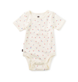 Tea Collection Baby Bodysuit - Ginja