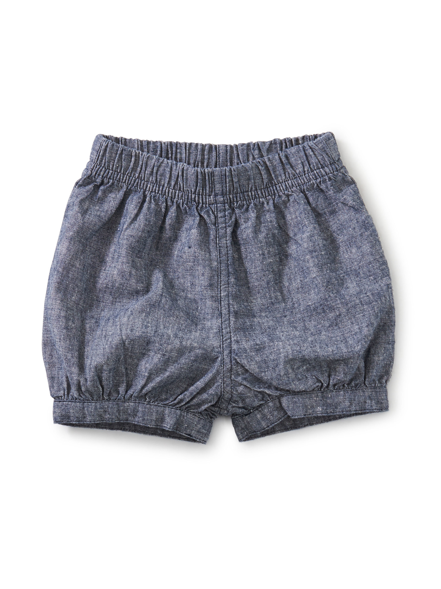 Tea Collection Bubble Baby Shorts- Indigo
