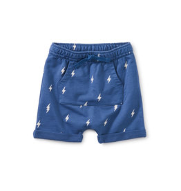 Tea Collection Pocket O' Sunshine Baby Shorts