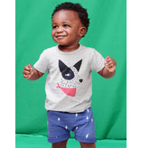 Tea Collection Pocket O' Sunshine Baby- Lightning Shorts