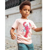Tea Collection Just a Pinch Graphic Tee - Cameo Pink