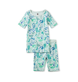 Tea Collection In Your Dreams Pajama Set - Mermaids