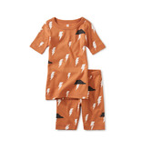 Tea Collection In Your Dreams Pajama Set - Thunder and Lightning