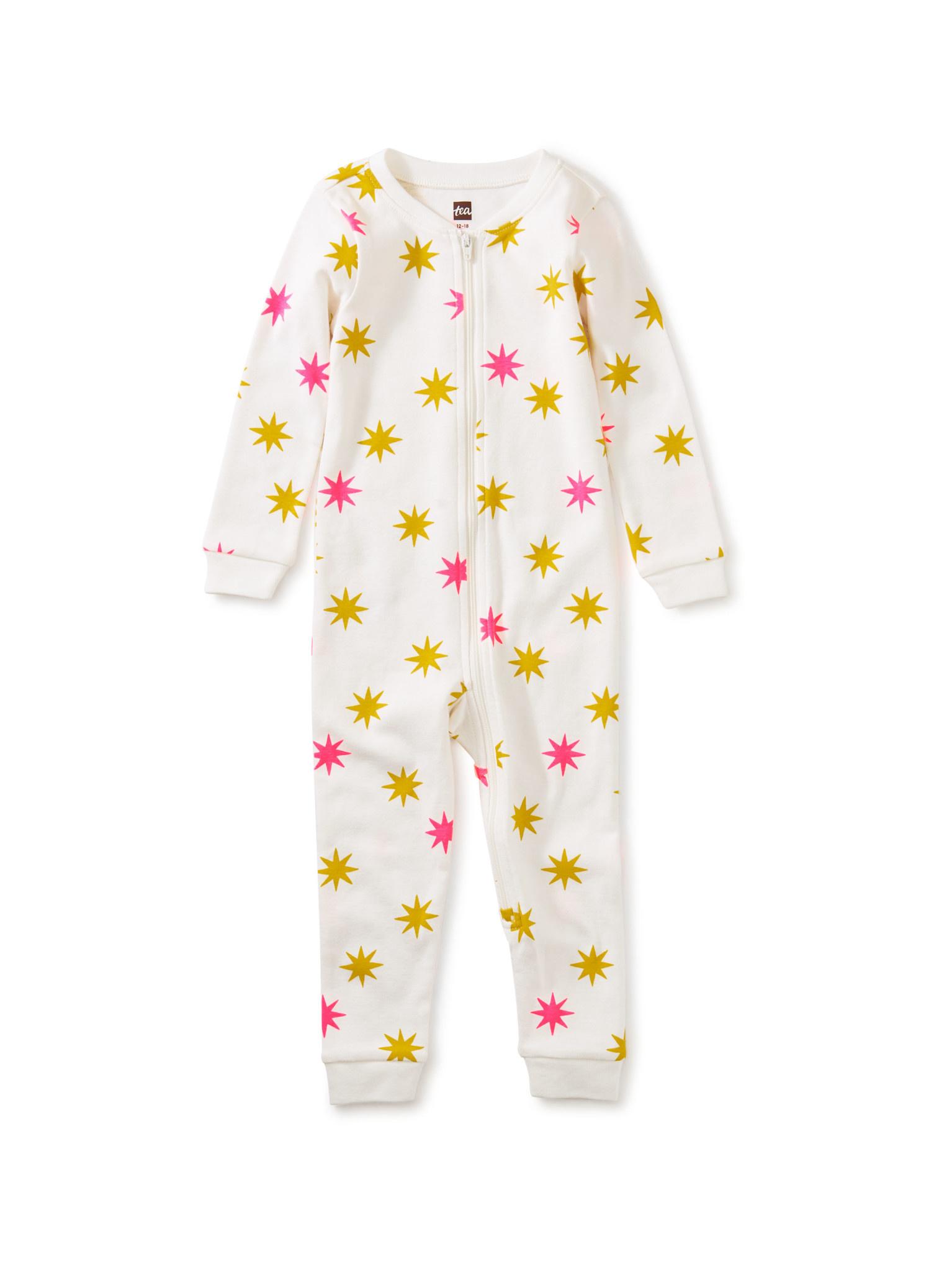 Tea Collection Sleep Tight Baby Pajamas - Nautical Stars