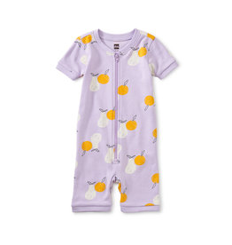 Tea Collection Rockabye Baby Pajamas - Modern Fruit