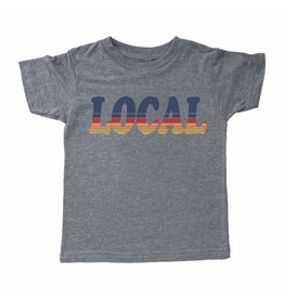Tiny Whales Local Baby Tee