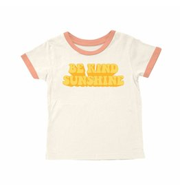 Tiny Whales Be Kind Sunshine Tee