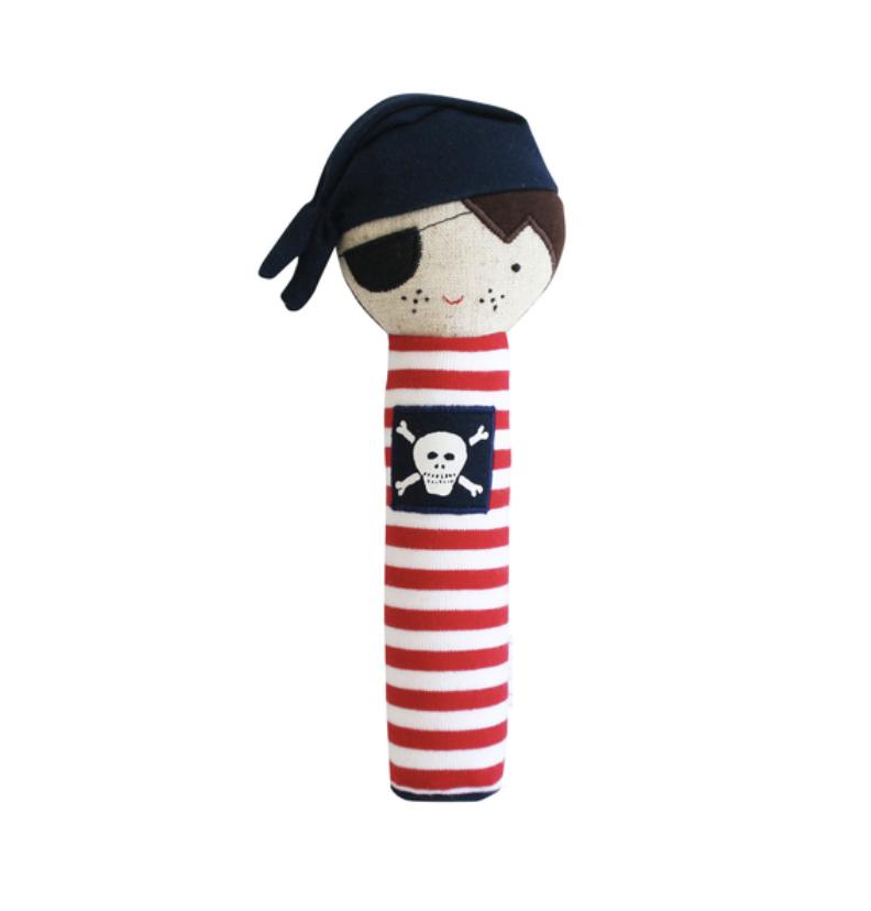 Alimrose Pirate Squeaker