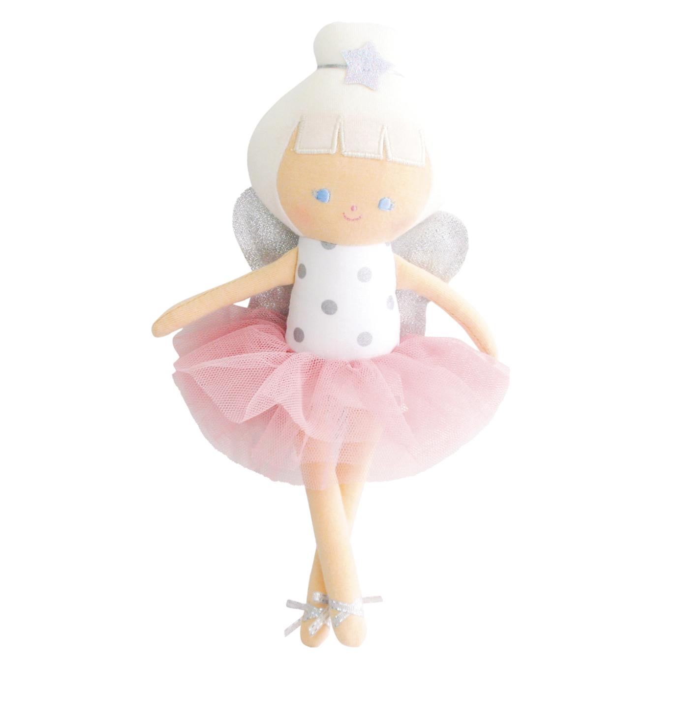 Alimrose Bella Baby Fairy - Silver Spot