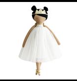 Alimrose Pandora Princess Doll - Ivory Gold