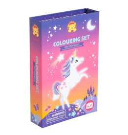 Schylling Coloring Set: Unicorn Magic