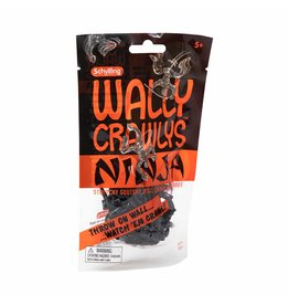 Schylling Ninja Wally Crawlys