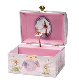 Schylling Iridescent Fairy Jewelry Box
