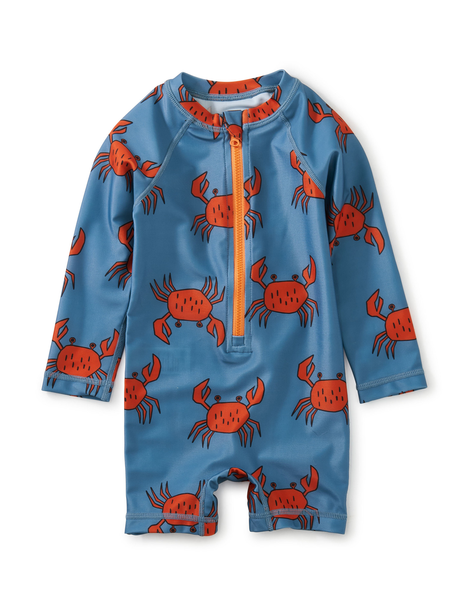 Tea Collection Rash Guard Baby Swimsuit- Dancing