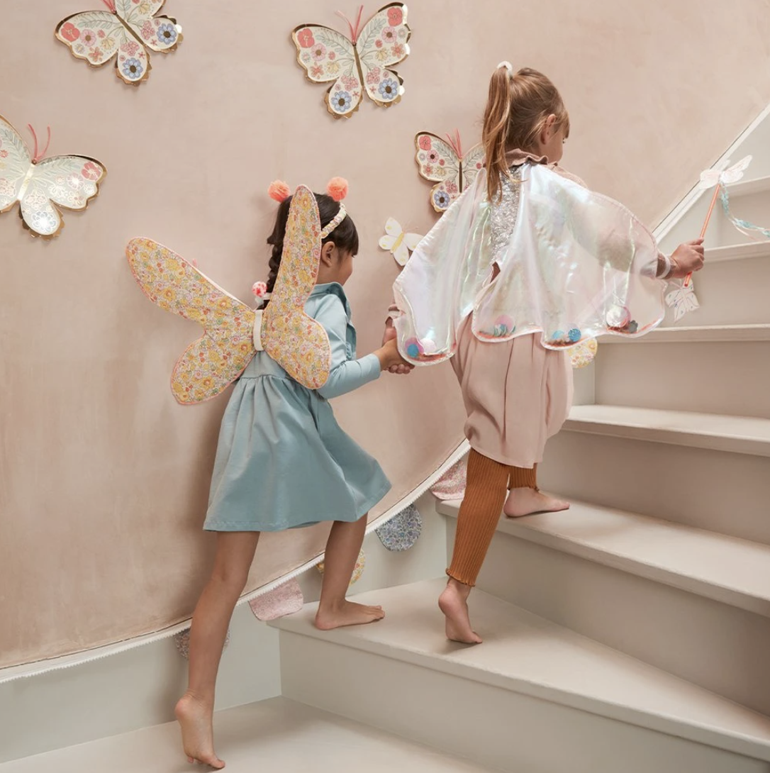 Meri Meri Floral Butterfly Dress Up