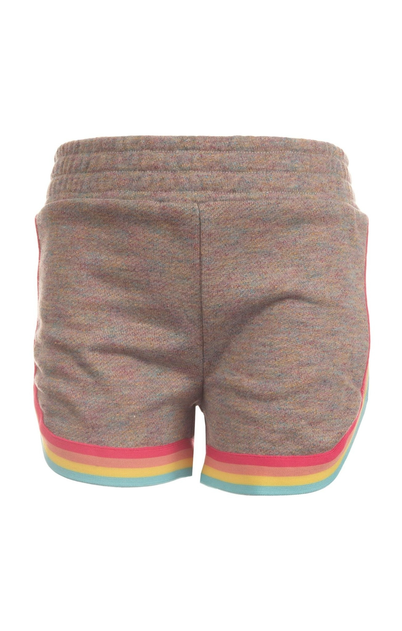 Appaman Lori Short - Heather Grey Sparkle