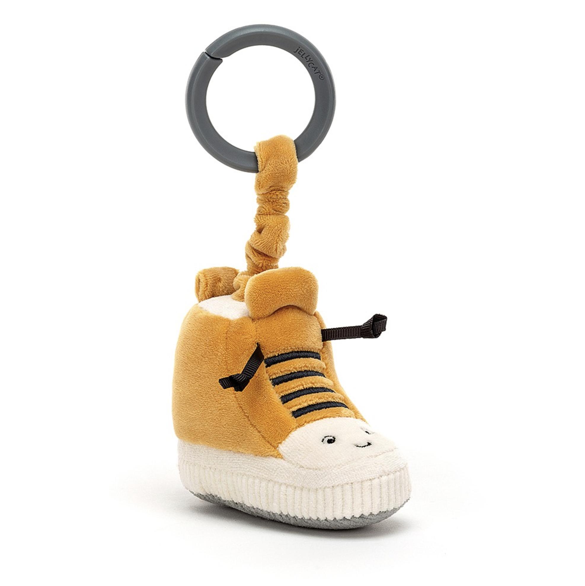 Jellycat Kicketty Sneaker Jitter