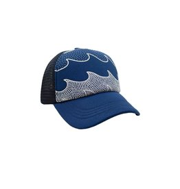 Feather 4 Arrow Cosmic Waves Hat