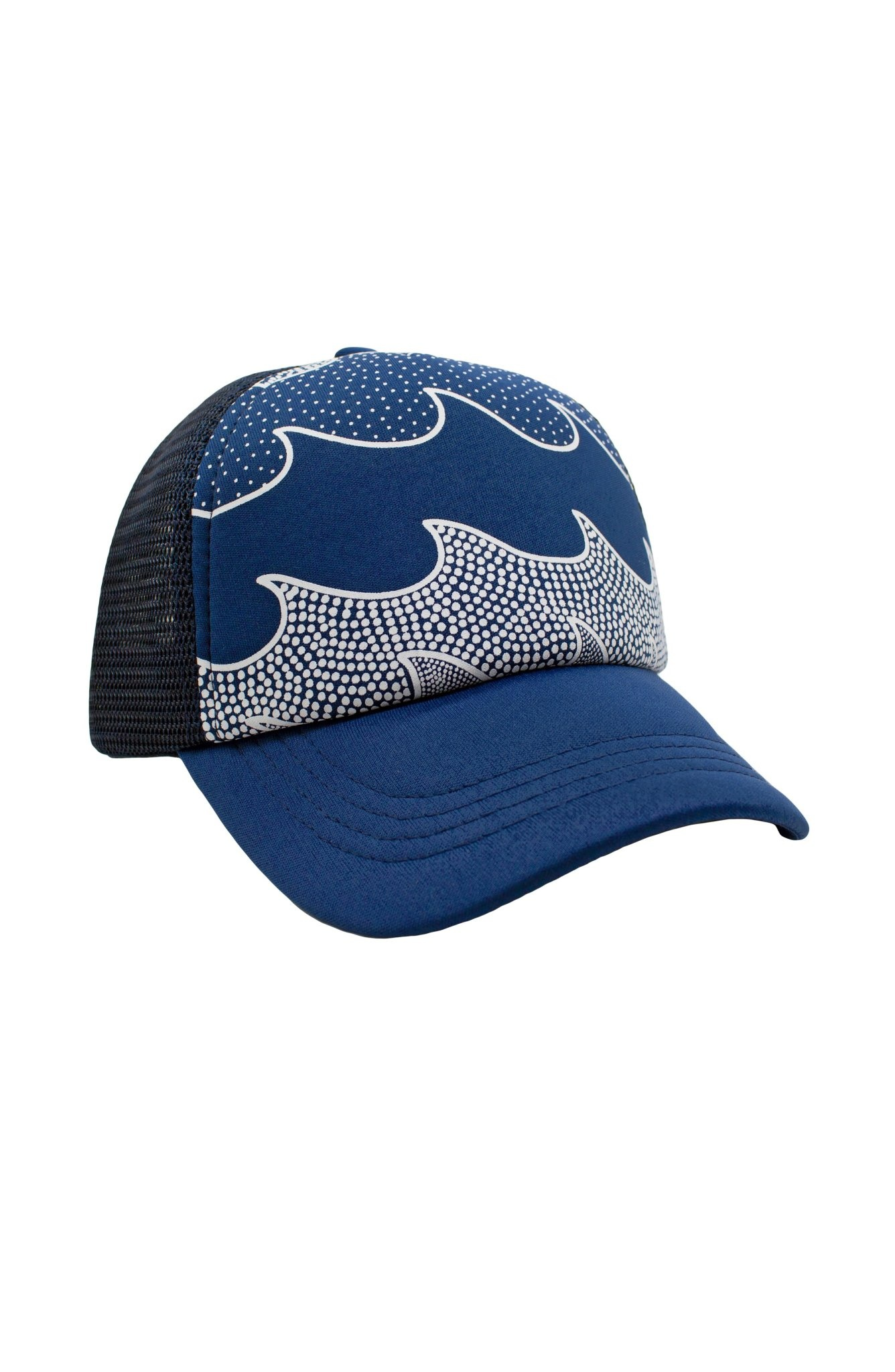 Feather 4 Arrow Cosmic Waves Hat