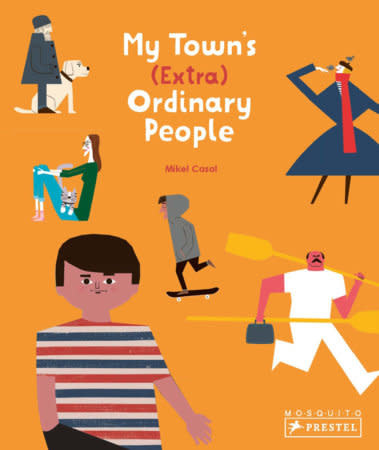Penguin Random House My Town's (Extra) Ordinary People