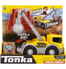 Schylling Build & Smash - Tonka