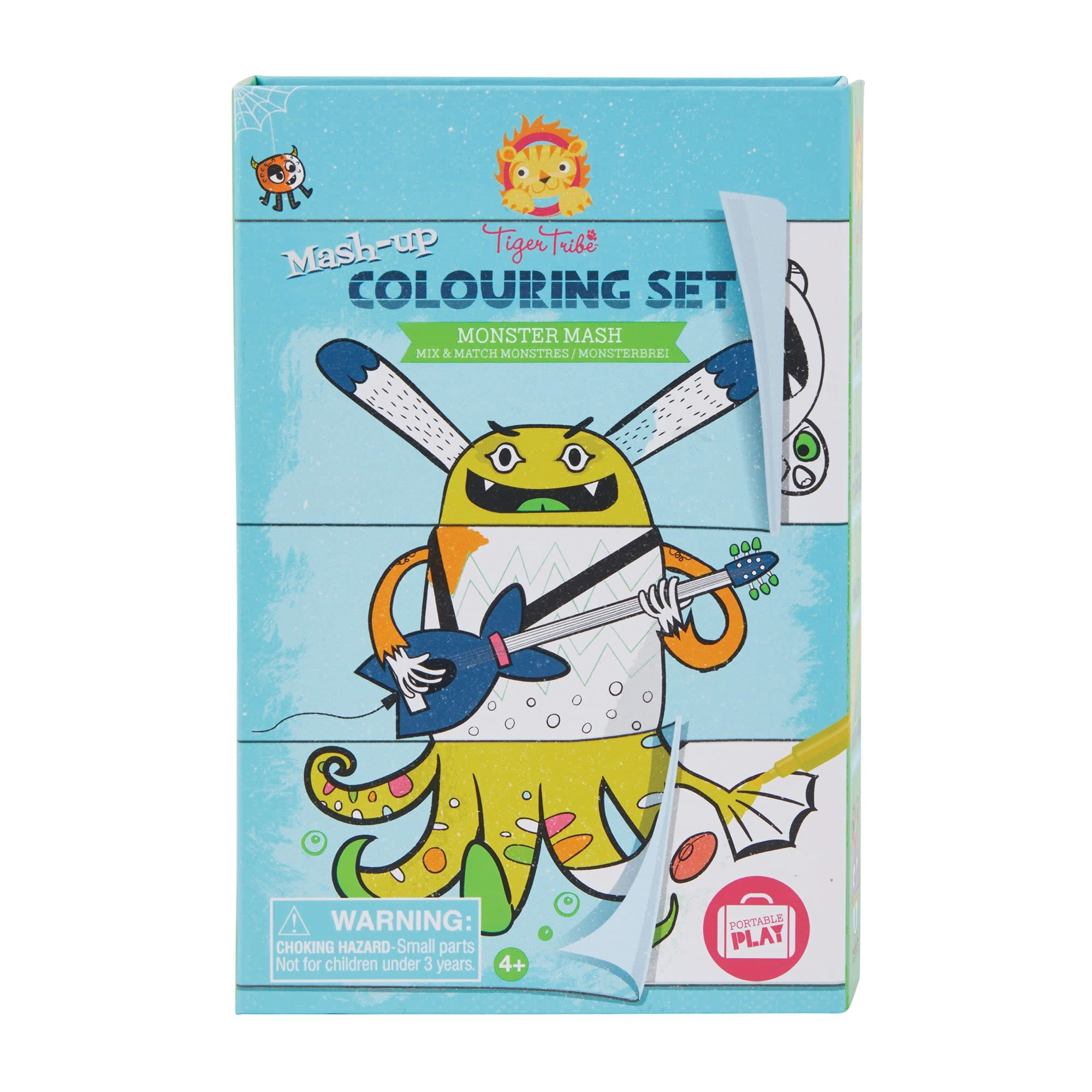 Schylling Coloring Set: Monster Mash