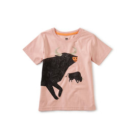 Tea Collection Cool Bull Graphic Tee