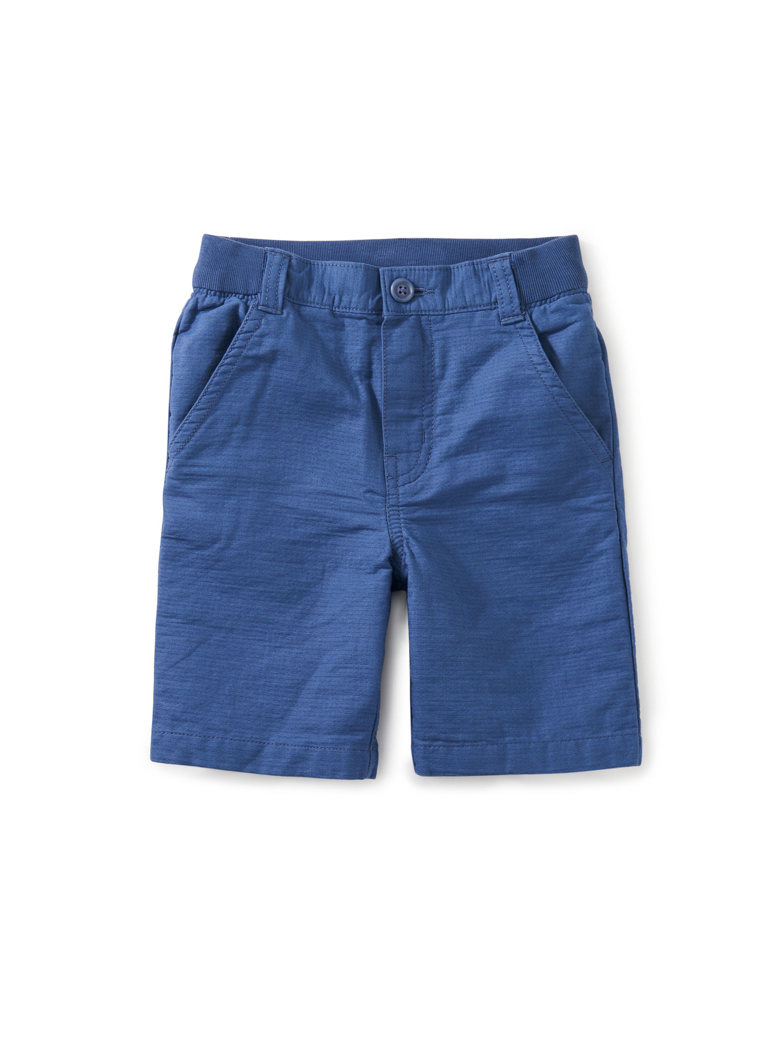 Tea Collection Destination Shorts- Cobalt