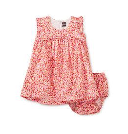 Tea Collection Empire Flutter Baby Dress