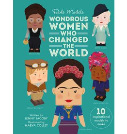 Simon & Schuster Wondrous Women Who Changed The World