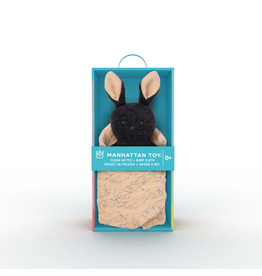 Manhattan Toys Bunny Rattle + Burp Cloth