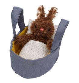 Manhattan Toys Moppettes Beau Bunny