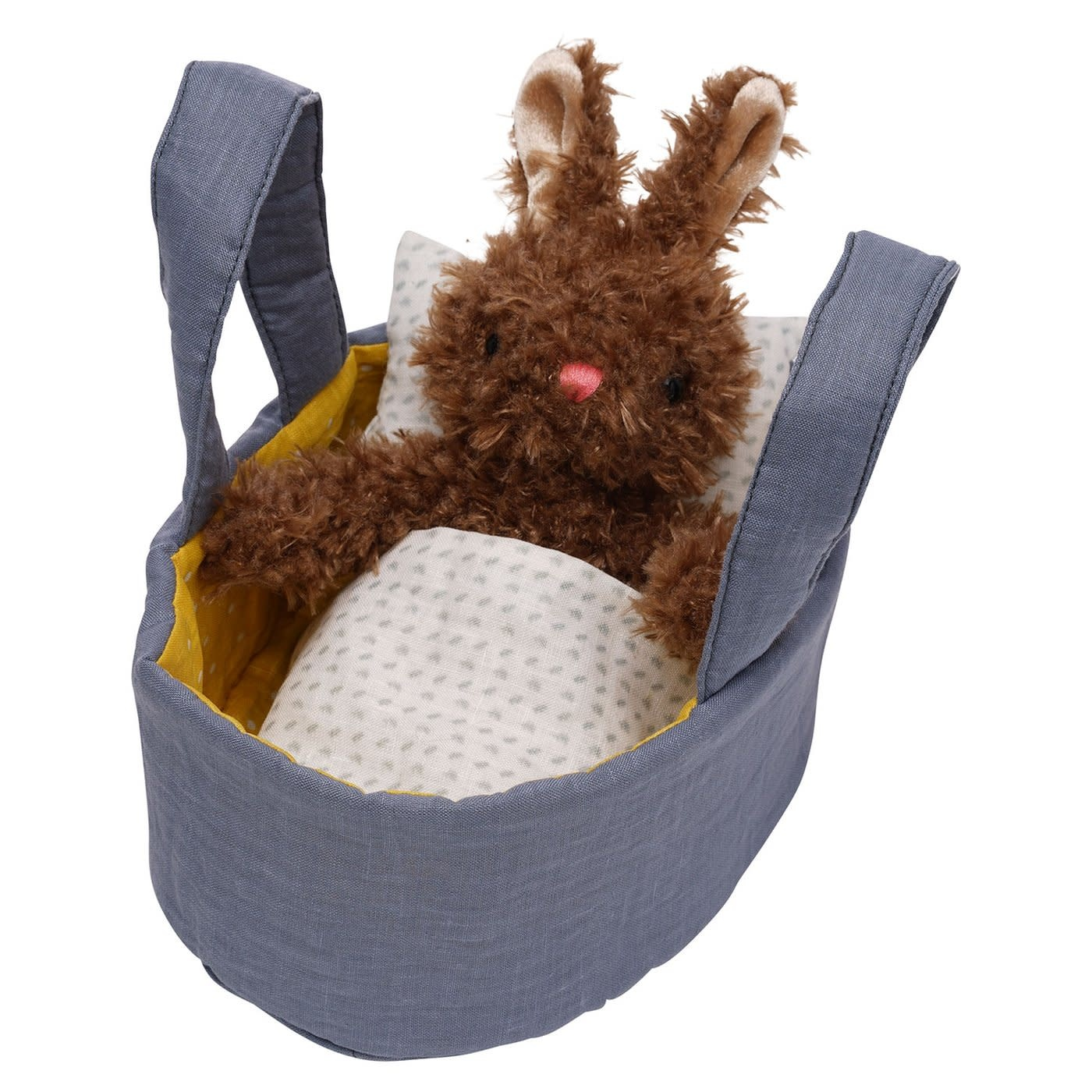 Manhattan Toys Moppettes Beau Bunny