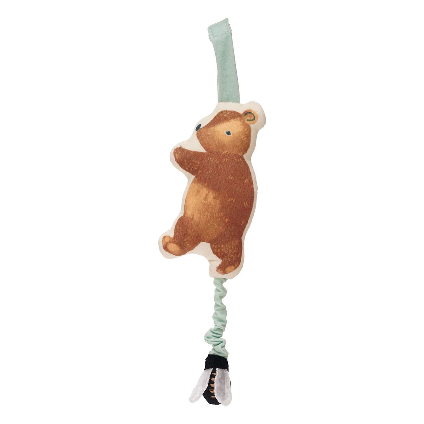 Manhattan Toys Bumble Bear Take Along Toy