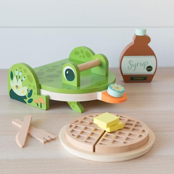 Manhattan Toys Ribbit Waffle Maker