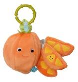 Manhattan Toys Mini-Apple Farm Orange Take Along Toy