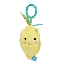 Manhattan Toys Mini-Apple Farm Lemon Take Along Toy