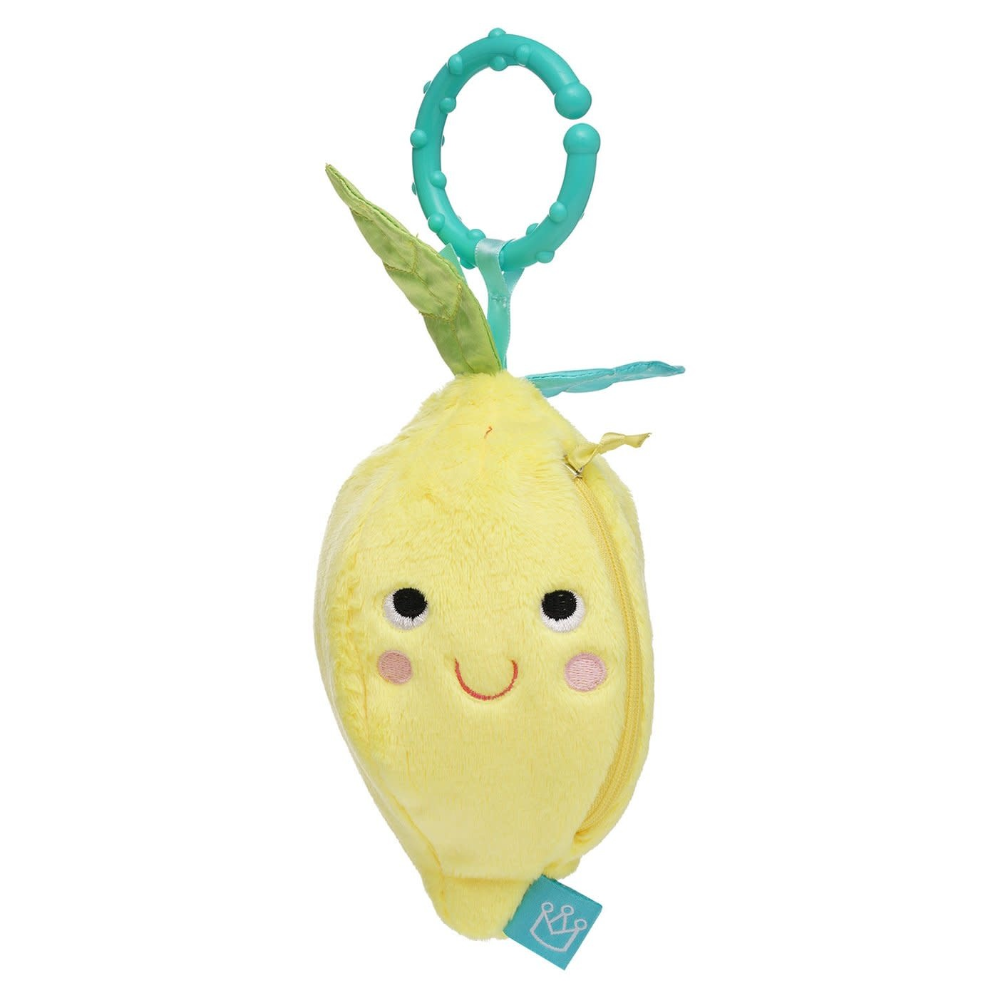 Manhattan Toys Mini-Apple Farm Lemon Take Along Toy