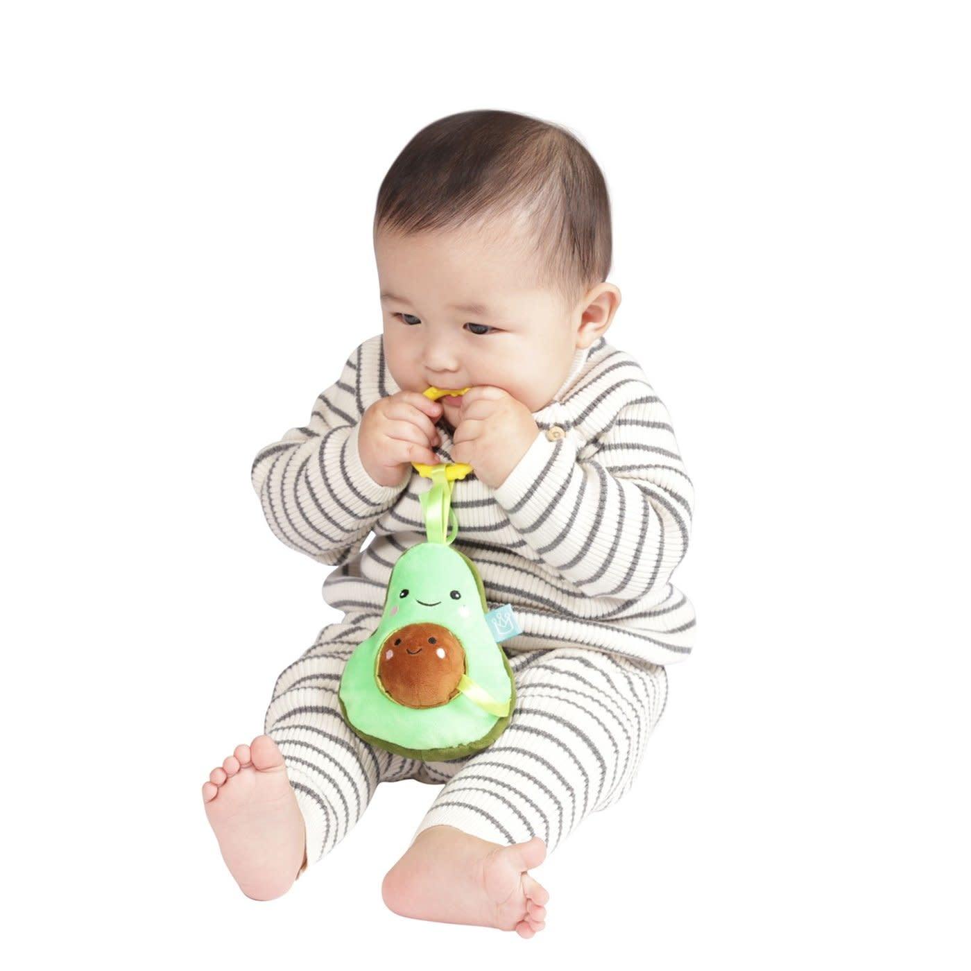 Manhattan Toys Mini-Apple Farm Avocado Take Along Toy