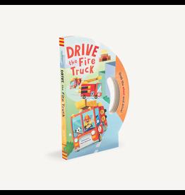 Hachette Drive the Fire Truck Book