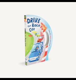 Hachette Drive the Race Car Book