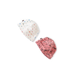 Tea Collection Baby Hat Two-Pack- Stars