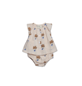 Wander and Wonder Cowboy Layette Set