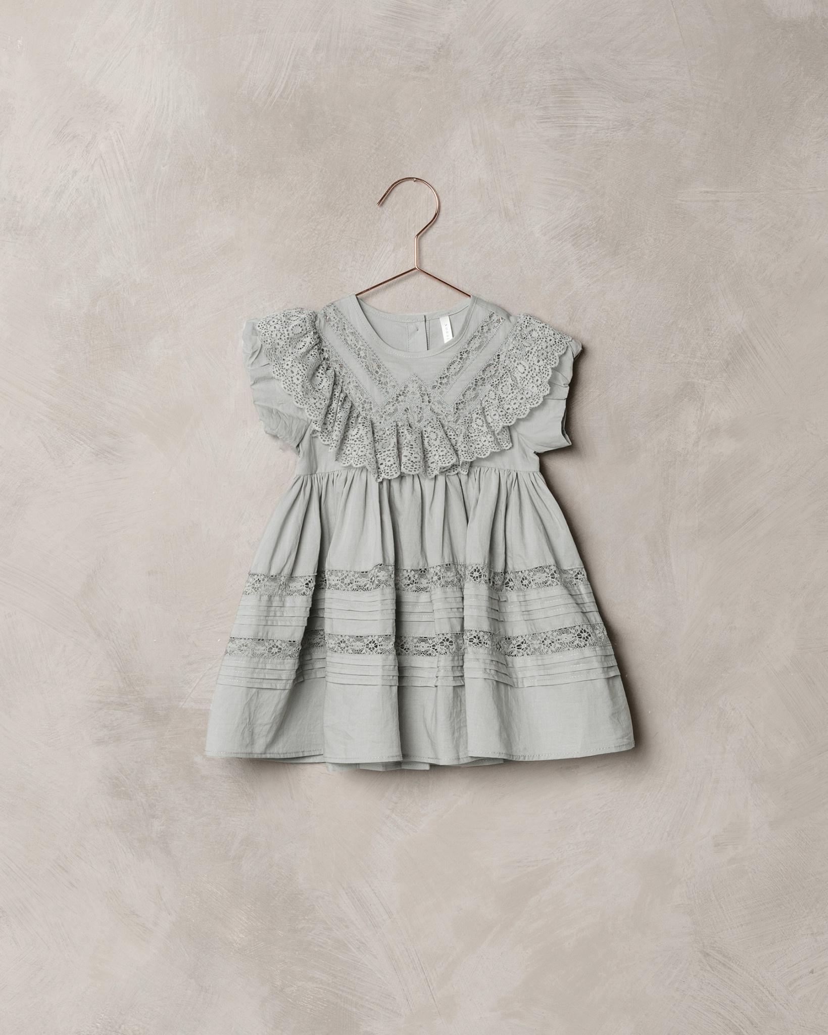 Noralee Goldie Dress - Blue